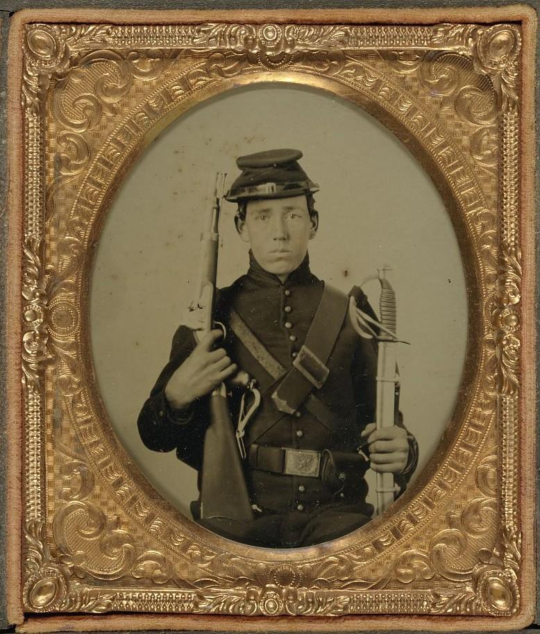 Unidentified Union Soldier