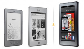 various kindle devices