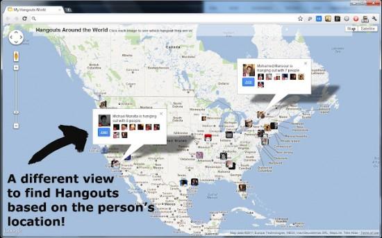 My Hangouts for Google Plus