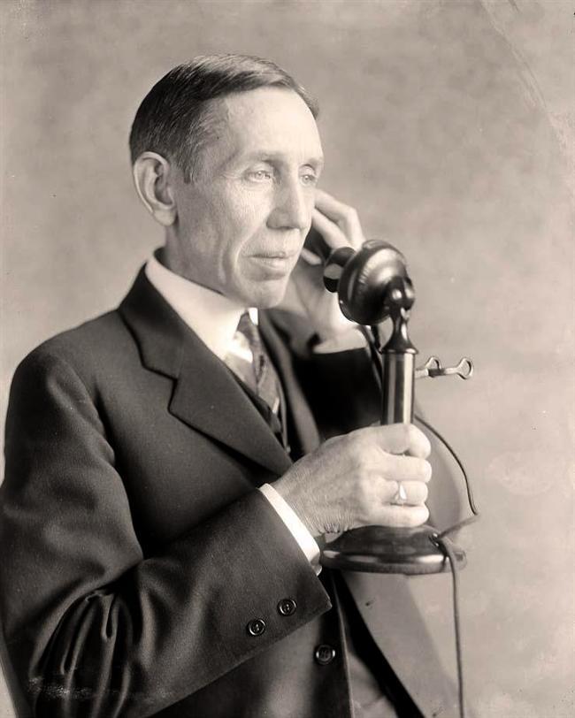 Talking-Phone-Man