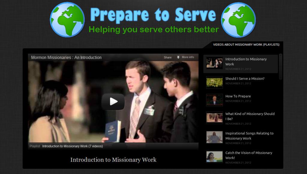5 Ways PreparetoServe.com Makes Mission Prep Easier
