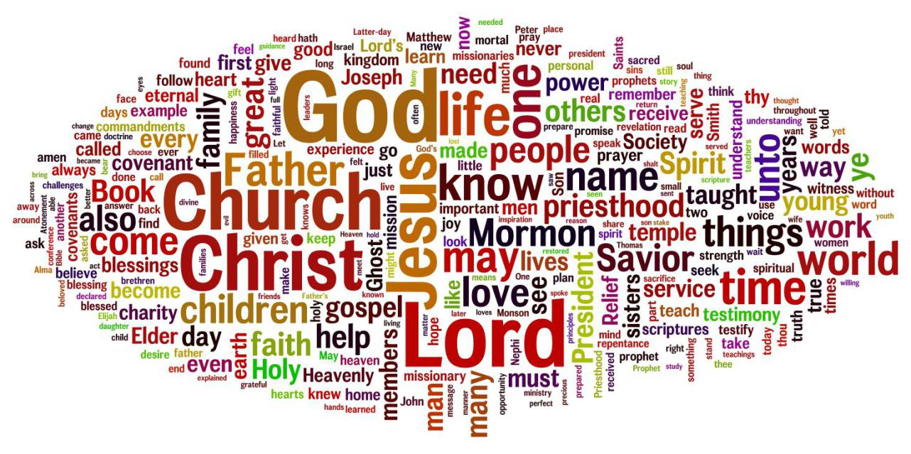 using-missionary-words