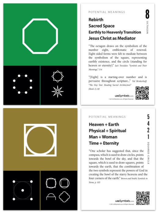 Lds Symbol Cards On Kickstarter Mormon Life Hacker
