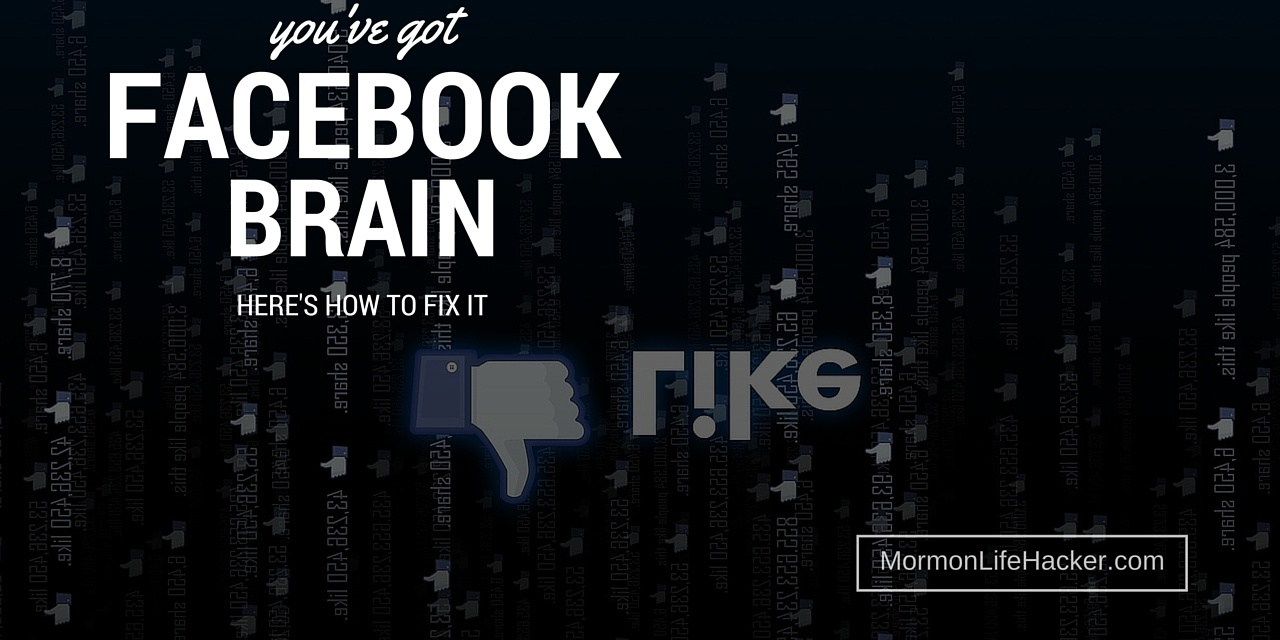 How to Take Back Your Brain From Facebook