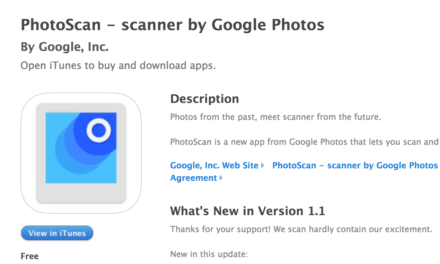Family History—get high resolution photos in a snap using PhotoScan by Google Photos