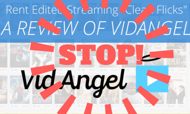 "Create (or filter) ""Clean Flicks?"" – What's next for VidAngel and VidAngel Studios"