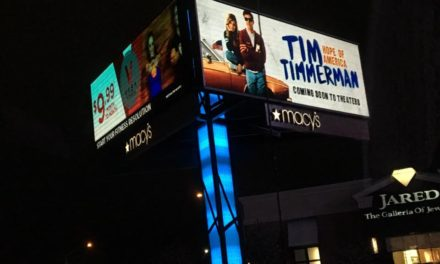 VidAngel Studios Debuts First Theatrical Title: TIM TIMMERMAN, HOPE OF AMERICA (from BroadwayWorld)