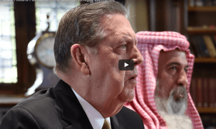 Elder Holland discusses the Mormon refugee experience (from LDS.org)
