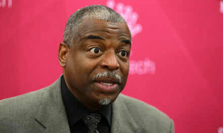 LeVar Burton: The Magical Power of Story Telling (By Meridian Magazine)