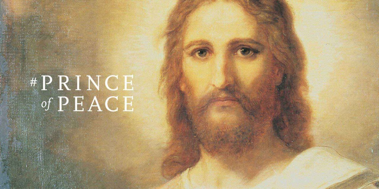 Easter is coming. Get ready for the #PrinceOfPeace!